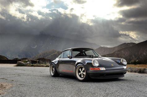 Porsche 911 Quot Indonesia Quot By Singer Vehicle Design