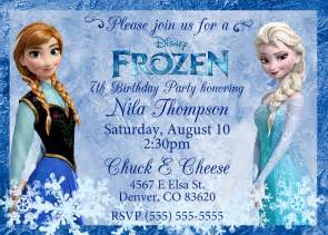 frozen birthday invitation template frozen 2013 birthday invitation kustom kreations