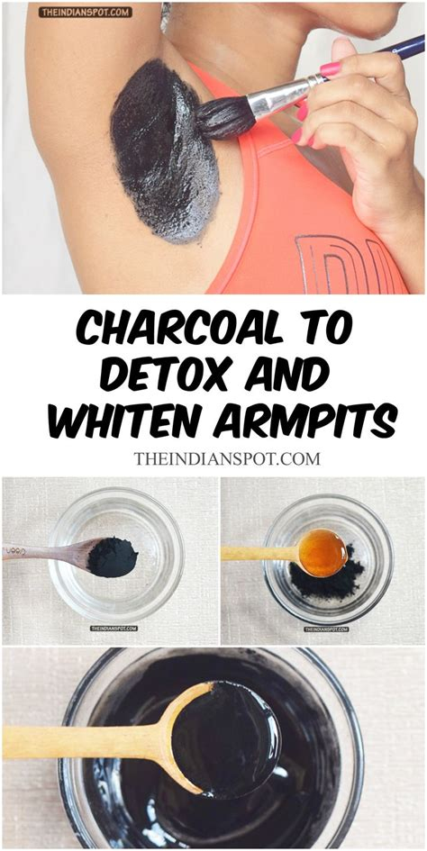 Armpit Detox Charcoal by Best 25 Diy Hairstyles Ideas On Easy Hair