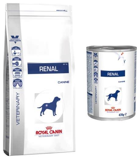 makanan anjing royal canin renal canine 2kg renal food royal canin vet canine diets