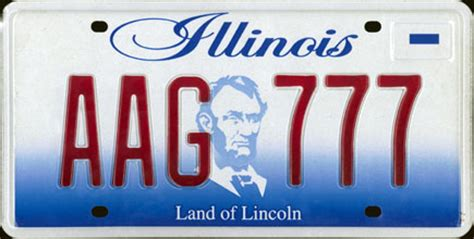 State Of Illinois Vanity Plates File 2001 Illinois License Plate Jpg Wikimedia Commons