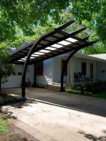 best carport design ideas amp remodel pictures houzz two car garage with carport houzz