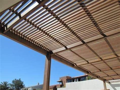 materiali per coperture tettoie coperture per balconi pergole tettoie giardino