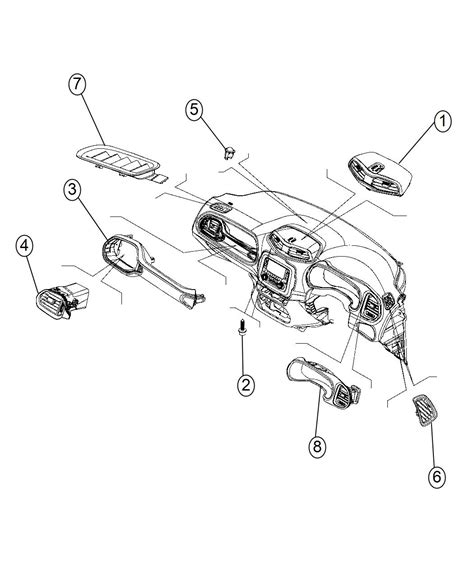 jeep renegade coloring page 2016 jeep renegade grille left demister trim o0