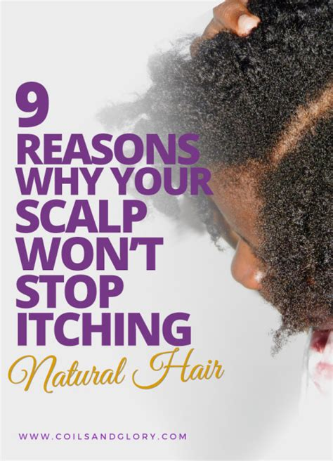 wont stop scratching 9 reasons why your scalp won t stop itching coils