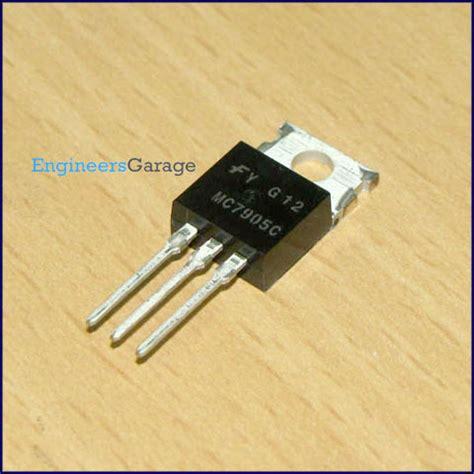 Ic Regulator 18v Smd S1117 7905 voltage regulator ic 7905 datasheet engineersgarage