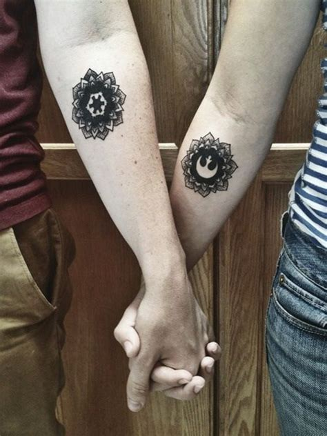 tattoos for couples that connect 101 best designs that will keep your