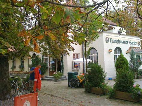 franziskaner garten franziskaner garten wirtshaus biergarten huber