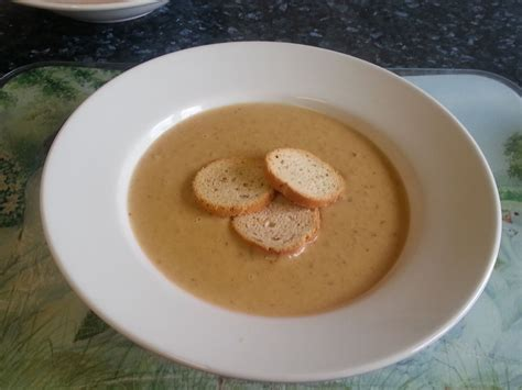 easy garlic soup recipe easy roasted garlic soup recipe all recipes uk