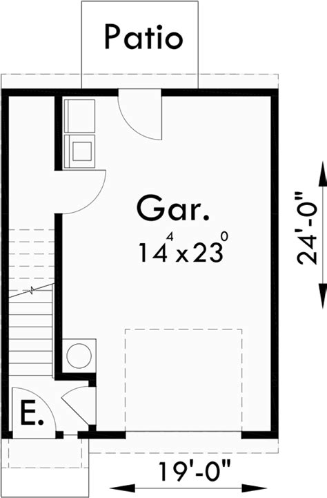 three plex floor plans 4 plex plan townhouse plan 4 unit apartment quadplex f 539