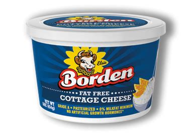 free cottage cheese free cottage cheese borden dairy