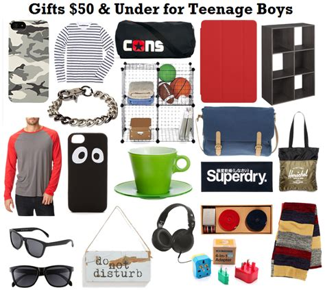 2013 holiday gift ideas for teen boys under 50 and 100