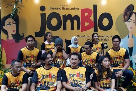 film indonesia jomblo 2017 sinopsis film jomblo 2017 akan di bintangi arie