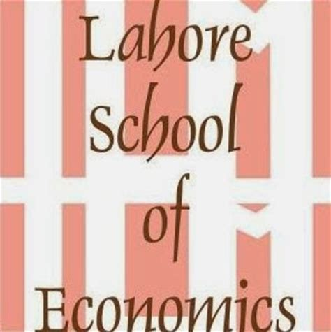 School Of Economics Mba Fees by Lahore School Of Economics Lse Admissions Fee Structure