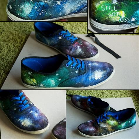 diy shoes tutorial 17 best ideas about galaxy shoes on awesome