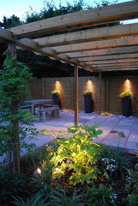 Garden Oasis Arbor With Lights 25 Best Outdoor Lighting Images On Outdoor