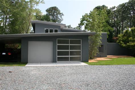 corrugated garage roof