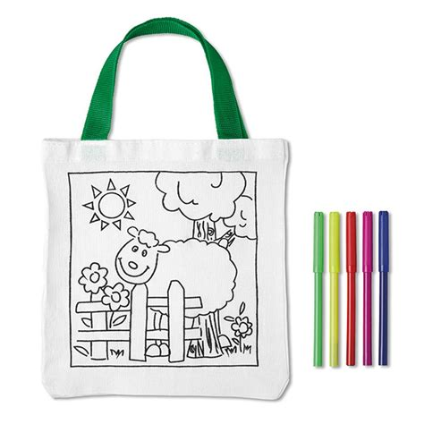 Your Bag by Colour Your Own Bag