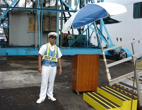 Cruise Line Security by Cruise Line Security Officers Security Guards Companies