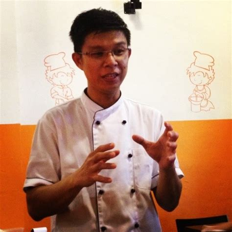 famous chef entreprenuers a brush with celebrity chef tang hong kong gourmet