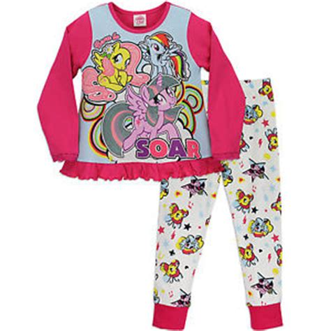 Set Piyama Pony my pony pyjamas my pony pjs
