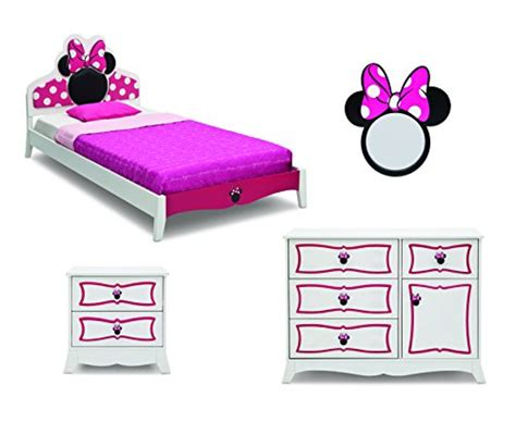 Minnie Mouse Chest Of Drawers by Delta Children Bedroom Collection Disney Minnie Mouse Furniture Baby Toddler Furniture