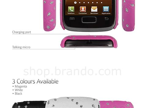 themes samsung galaxy duos gt s6102 samsung galaxy y duos gt s6102 glittery leaf embossed back