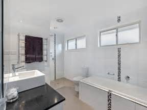 bathroom feature tile ideas modern bathroom design with recessed bath using tiles