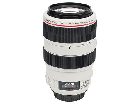 Canon Ef 70 300mm F 4 5 6l Is Usm canon ef 70 300 mm f 4 5 6 l is usm test referensklass
