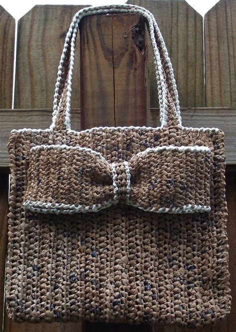 crochet pattern for bags plastic 88 best crochet with plastic bags images on pinterest