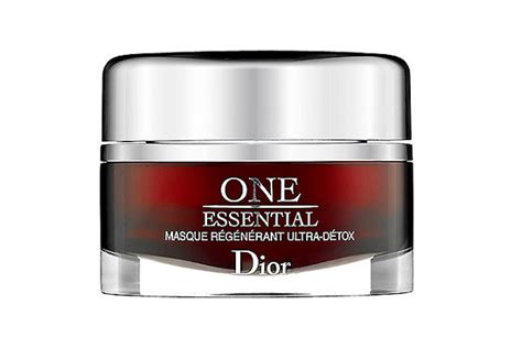 Capture Totale One Essential Ultra Detox Treatment Mask by Product Review One Essential Ultra Detox Treatment