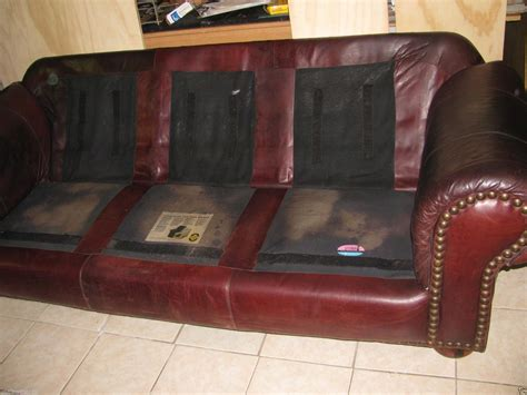 viewpoint leather sofa