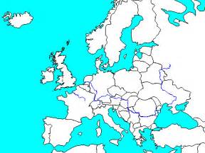Map Quiz Europe by Western Europe Capital Map Quiz