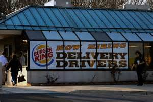 will burger king home delivery save the fast food chain