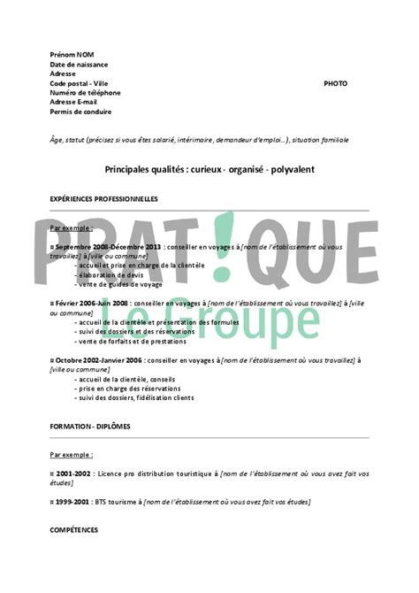 Exemple De Lettre Qui Raconte Un Voyage Modele Cv Gratuit Conseiller En Professionnelle Document