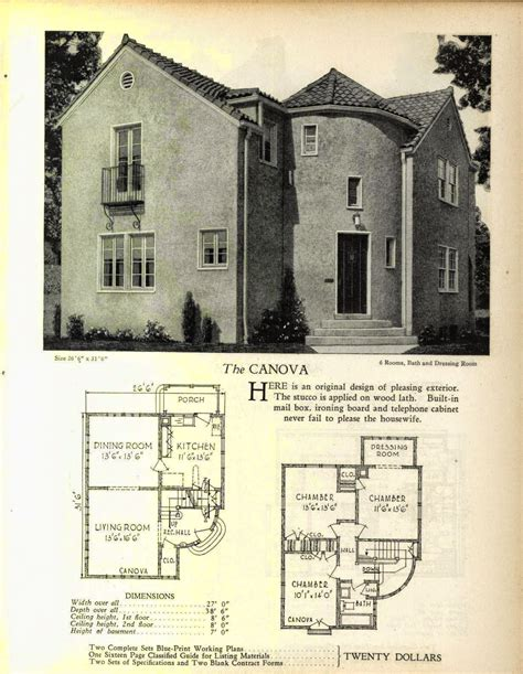 Art Deco House Plans Escortsea