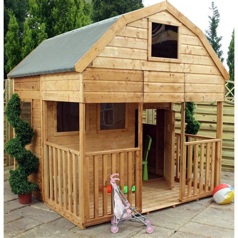 Graceful kids outdoor playsets design inspiration feat decorating unique small wooden playhouse