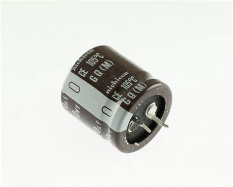 capacitor eletrolitico 220uf 250v lgq2e221mhsa nichicon capacitor 220uf 250v aluminum electrolytic snap in high temp 2020031451