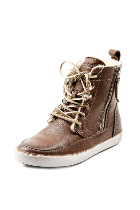 Sneaker High blackstone high top sneaker boot from boston by the collection shoptiques