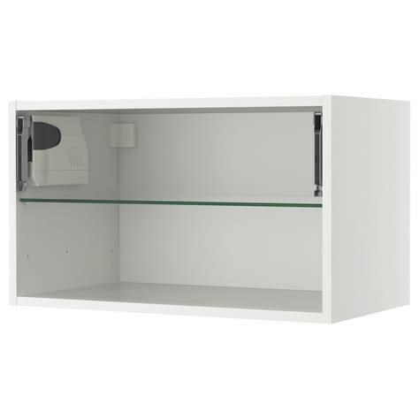 horizontal kitchen wall cabinets akurum wall cabinet frame horizontal white
