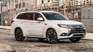Where Is Mitsubishi Outlander Made 2017 Mitsubishi Outlander Phev Review Top Speed