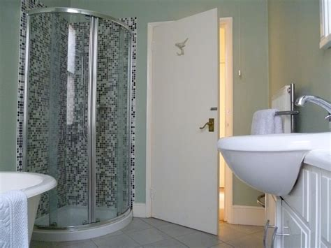 bath with shower cubicle bathroom ideas decorator s notebook