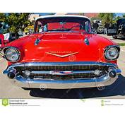 1957 Chevrolet Bel Air Editorial Photography Image Of