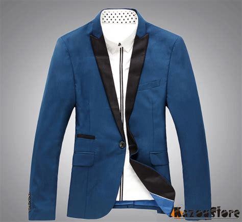 Blazer Pria Blazer Murah Blazer Korea Blazer Keren Blazer Gaul model baju one ok rock detil produk blazer pria kode njs52 kazoustore