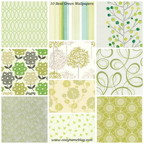 home decor wallpaper designs spring greens 10 green wallpaper decorating ideas