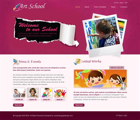 Website Template Design Psd For Sale On 10 Each Website Templates For Sale