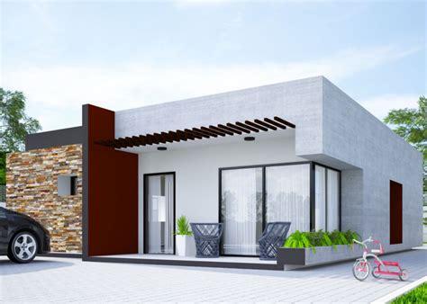 Rahat Home Design 2016 | proiecte de case mici cu doua dormitoare structura
