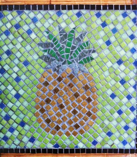 mosaic craft for why fitness is like a mosaic project joyce cherrier