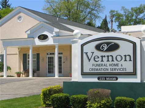 vernon funeral homes http www vernonfh