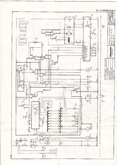 miele w717 723 726 731 732 service manual free schematics eeprom repair info for